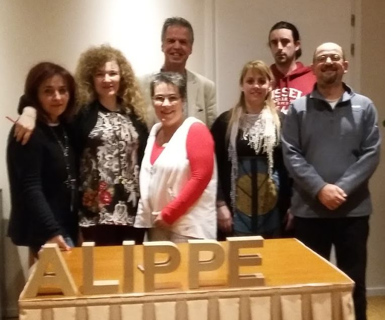 participants  ALIPPE workshop 2016
