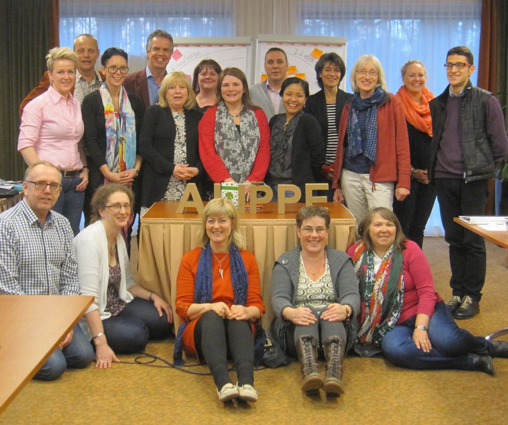 participants grundtvig ALIPPE workshop 2014
